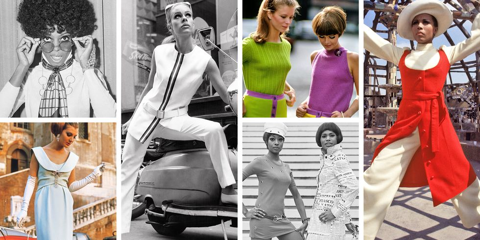 Iconic '60s Fashion Trends That We Still Love Today