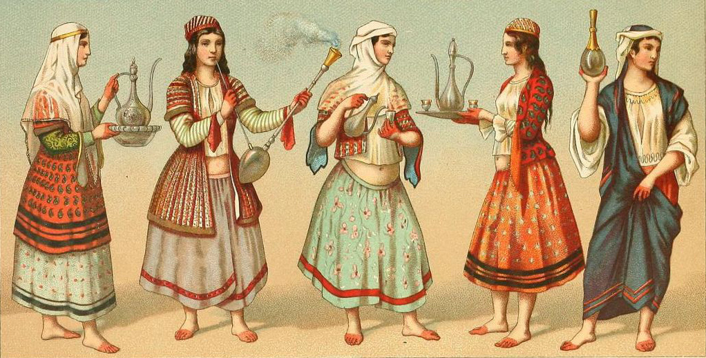 persian clothing