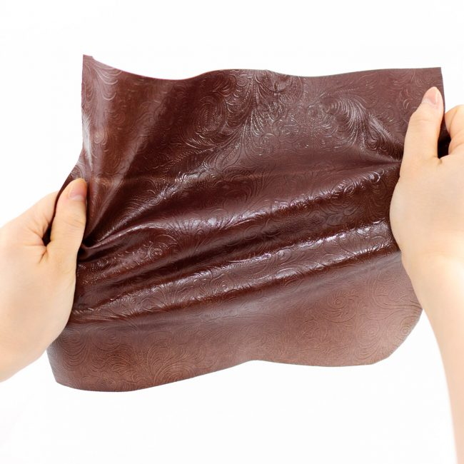 Tômtex is a leather alternative made from waste