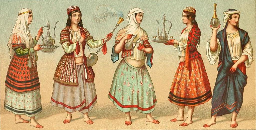 persian clothing
